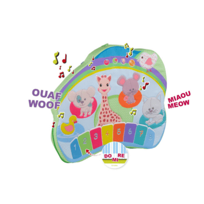 Tableau-activités-touch-and-play-Sophie-la-girafe