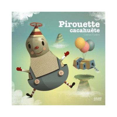 Rima al tacto Pirouette-cacahuetes