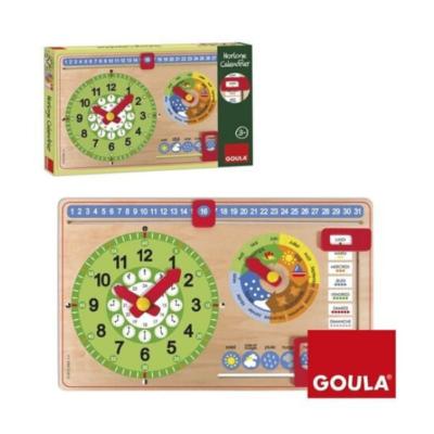 Horloge-calendrier-Goula