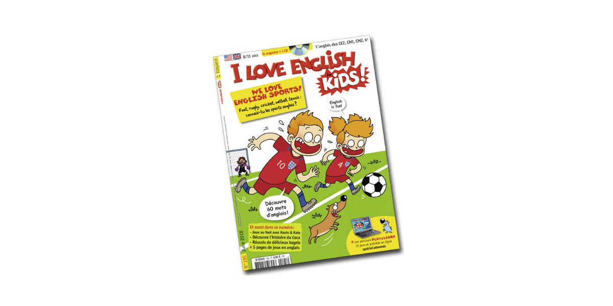 I-love-English-for-kids