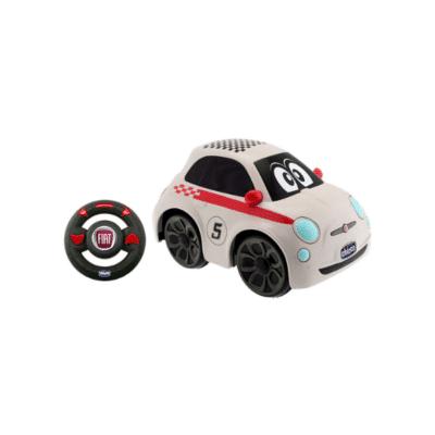 Voitur- télécommandée-Fiat-500-Chicco