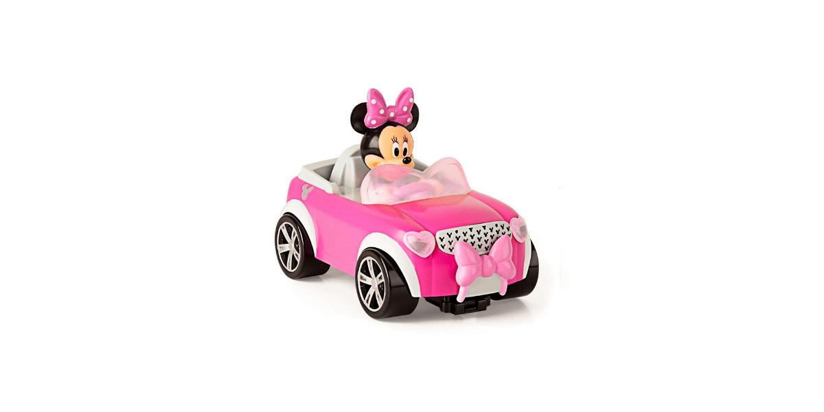 Voiture-télécommandée-Minnie-Disney