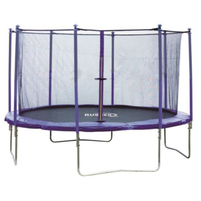 Trampoline-rond-Rusher