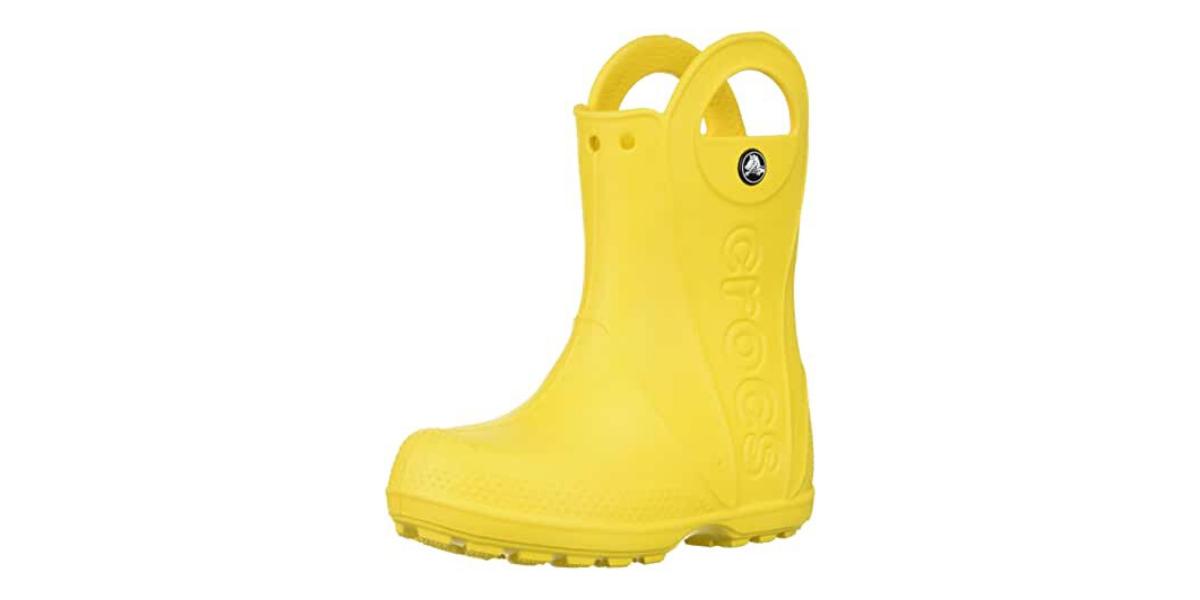 bottes-pluie-crocs