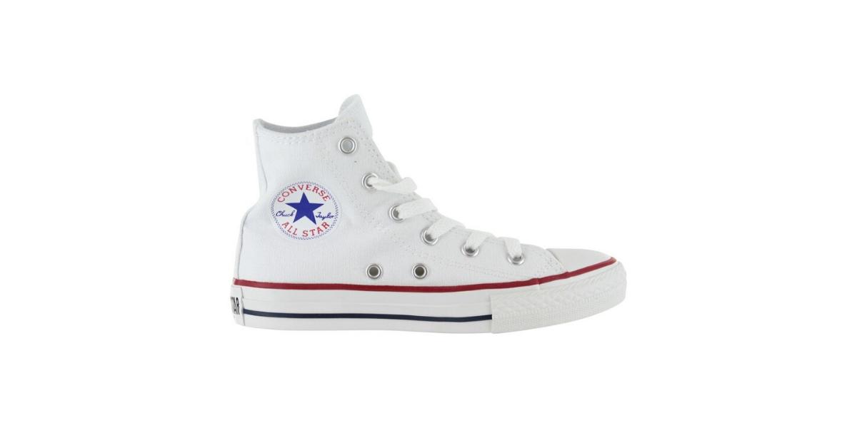 chaussure converse enfant cuir