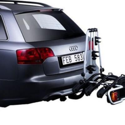 porte vélos sur attelage pour voiture EuroRide 3 marque Thule