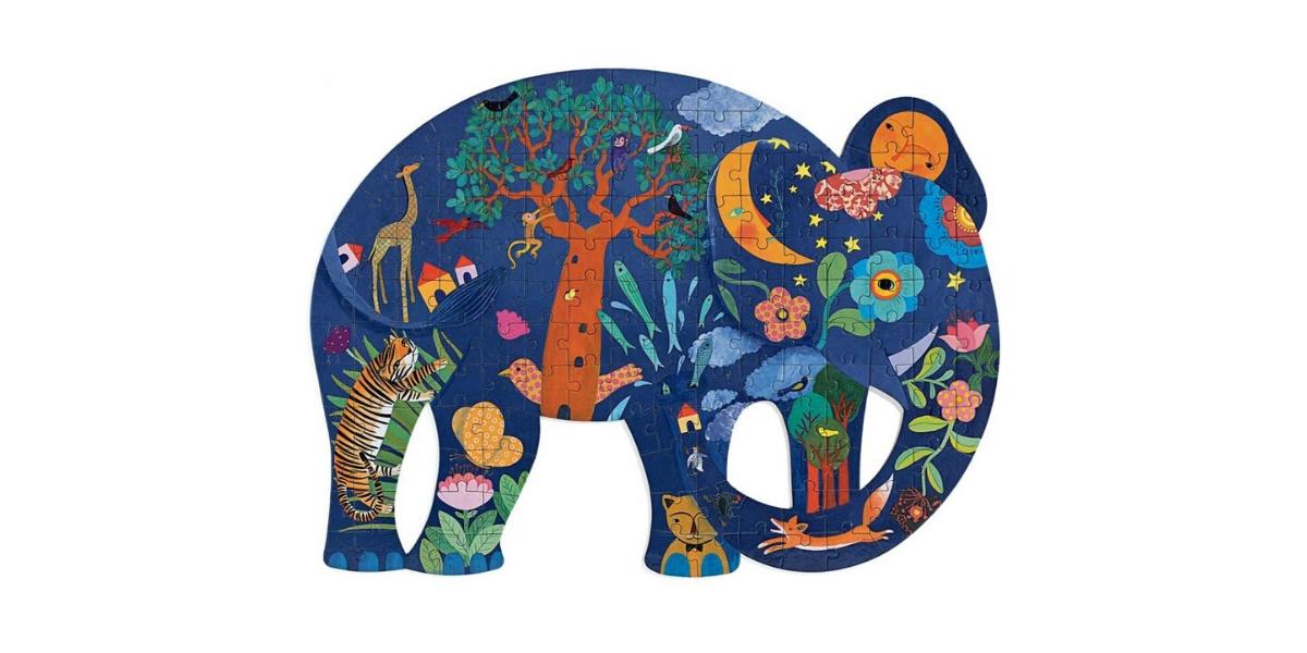 Elephant-Puzz-art-Djeco