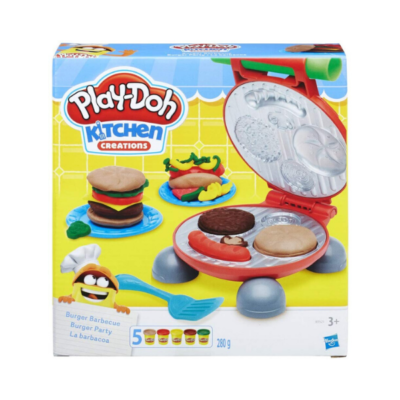 Pâte-modeler-Burger-Party-Play-Doh