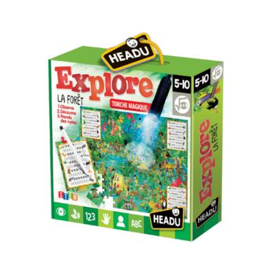 Puzzle-Explore-forêt-Headu