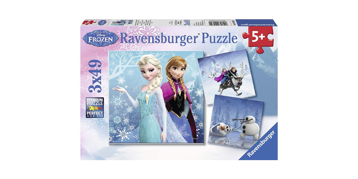 Puzzle-Reine-Neiges-Ravensburger