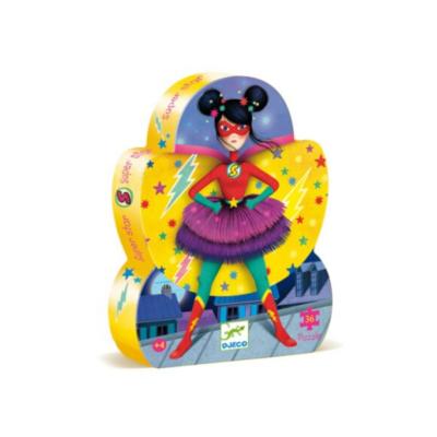 Puzzle-super-héros-fille-Djeco