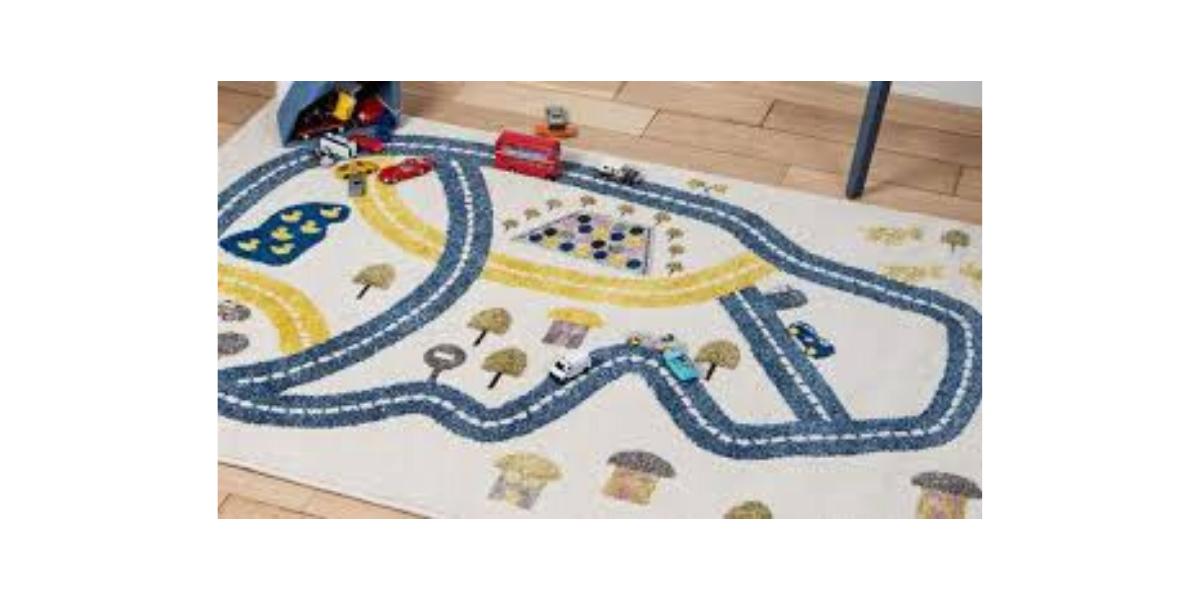 tapis route enfant marque Art For Kids