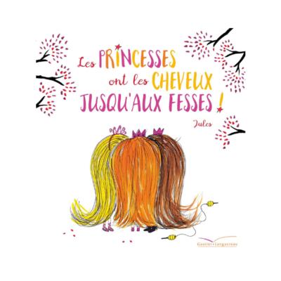 las princesas de pelo largo