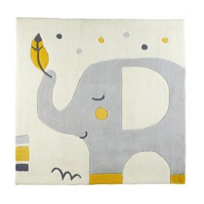 tapis éléphant pour enfant marque Sauthon