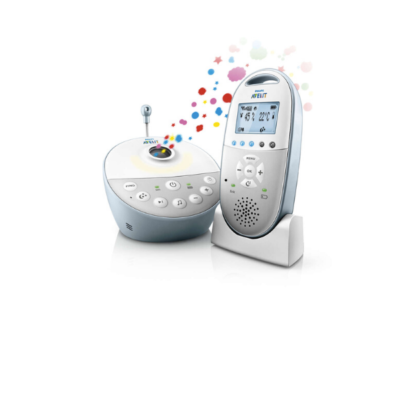 Babyphone-projection-étoiles-marque-Philips-Avent