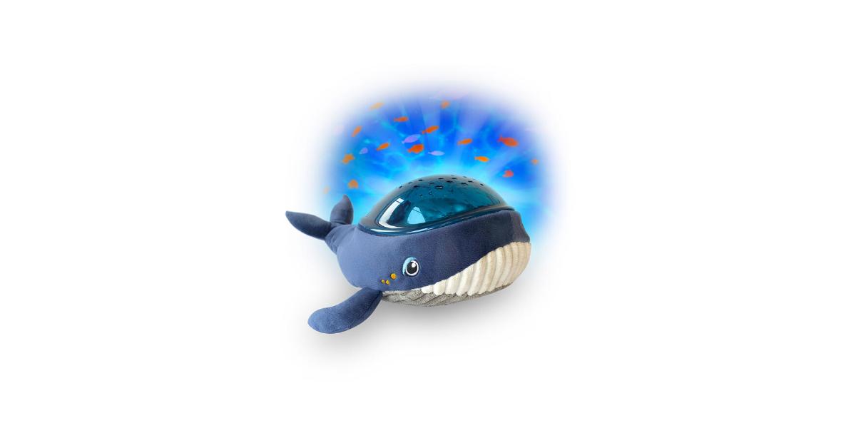 Veilleuse-projection-effets-aquatiques-baleine-Pabobo