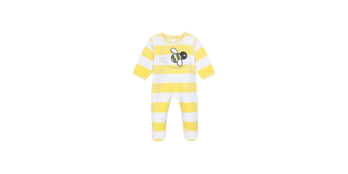 pyjama bébé marque Absorba