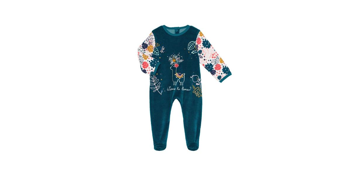 pyjama bébé marque Petit Béguin