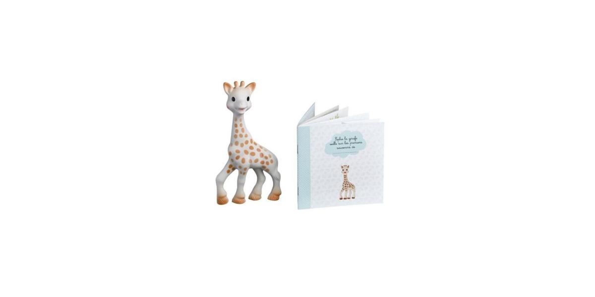 vulli-sophie-la-girafe-livret-mes-souvenirs