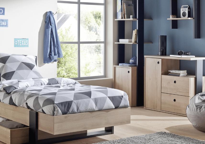 chambre avec lit enfant Duplex marque But
