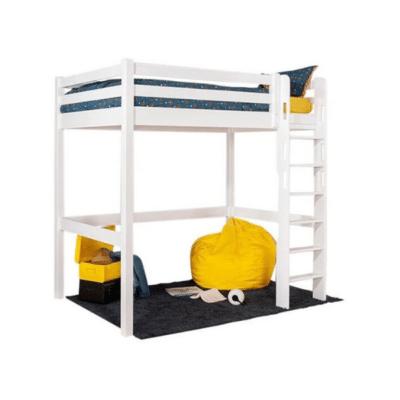 lit mezzanine en bois pour enfant marque Akiten Retail