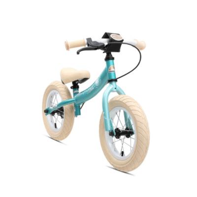 draisienne bleu avec frein marque Bikestar