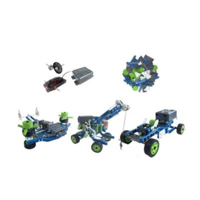 Kit de motor y engranaje Meccano