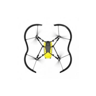 drone enfant noir jaune marque Parrot