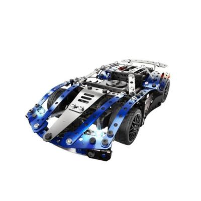supercar voiture motorisée marque meccano