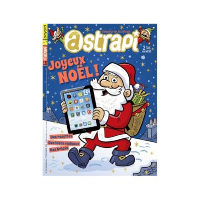 couverture du magazine Astrapi pour les enfants de 7 à 11 ans