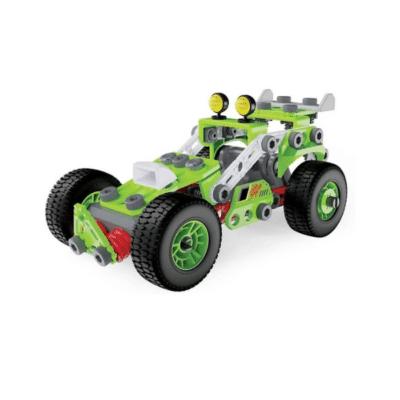 voiture friction verte marque meccano junior