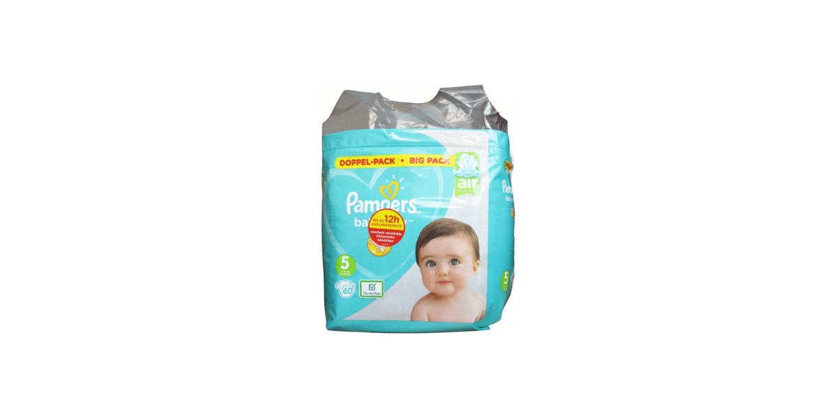 paquet de couches culottes marque Pampers