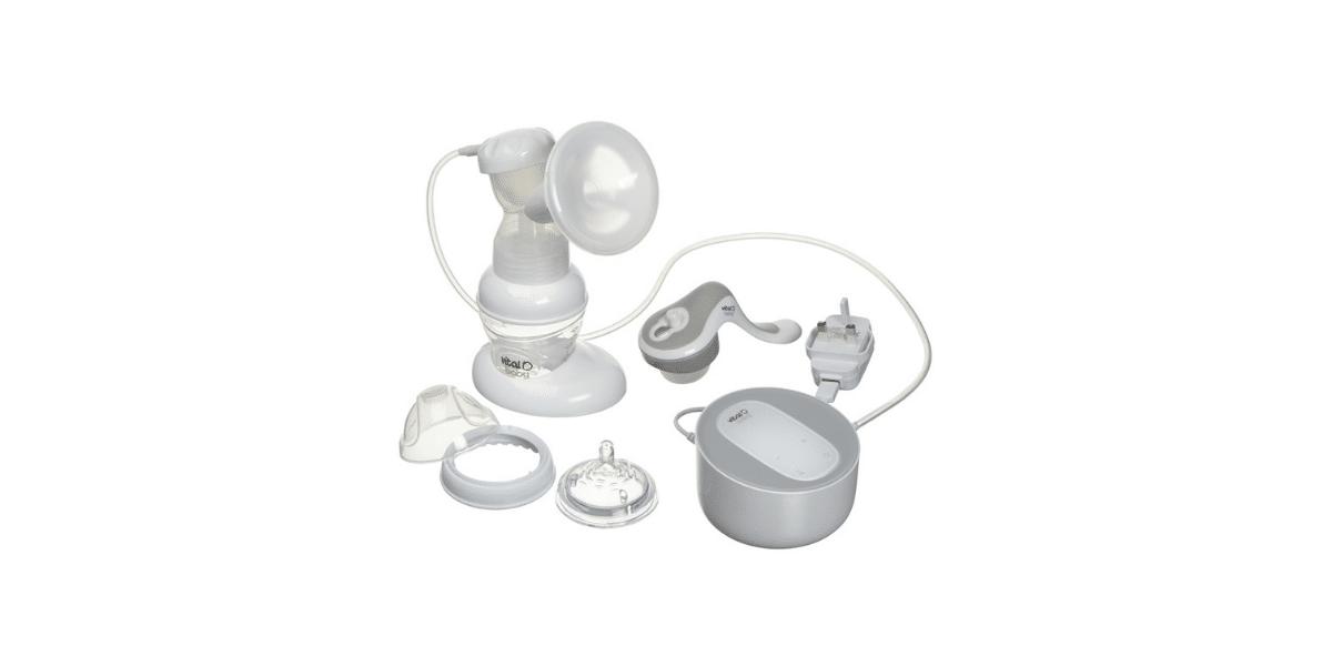 tire-lait manuel Regul'air marque Vital Baby modèle Nurture Flexcone