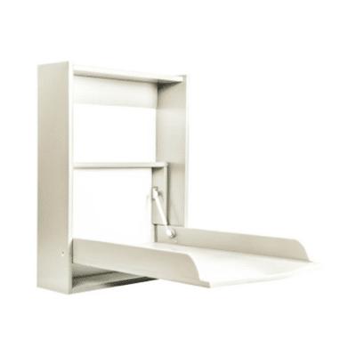 table à langer murale blanc marque Quax