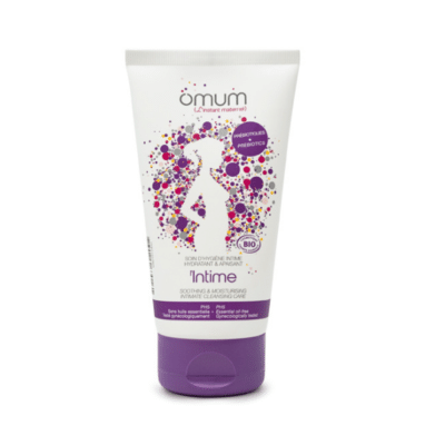 tube hygiène intime apaisant marque Omum