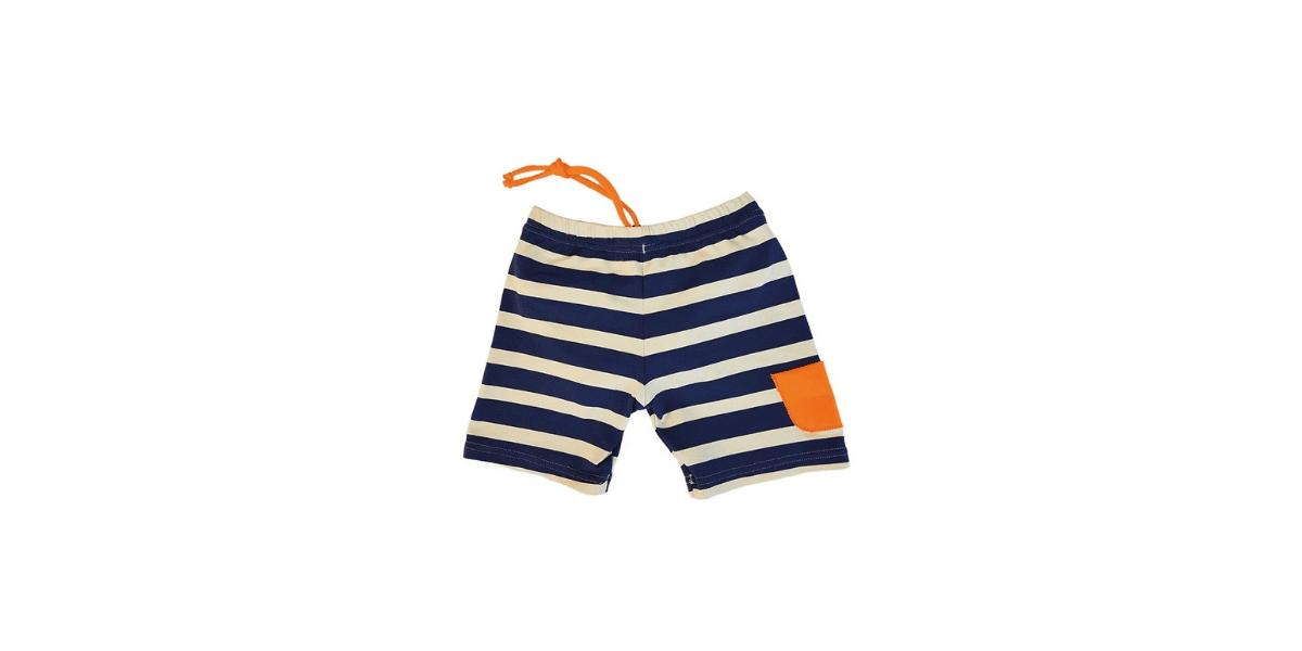 maillot de bain rayé marque mayoparasol