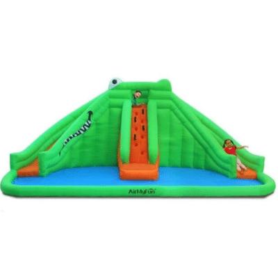 aire de jeux gonflable Crocodile Swamp Marque JT2D
